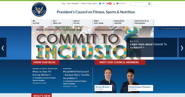 Fitness   President s Council on Fitness  Sports   Nutrition   President s Council on Fitness  Sports   Nutrition