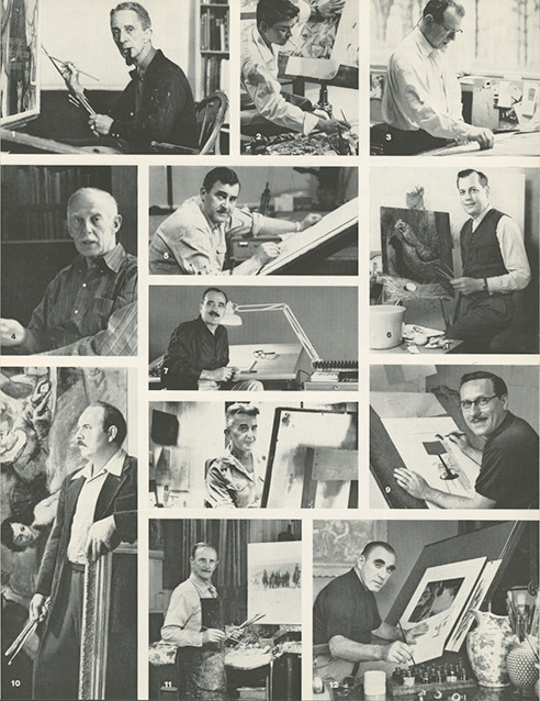 Famous illustrators