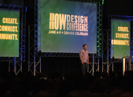It's the Return of HOW Design Live