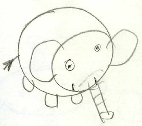 Elwood-Elephant-Simple