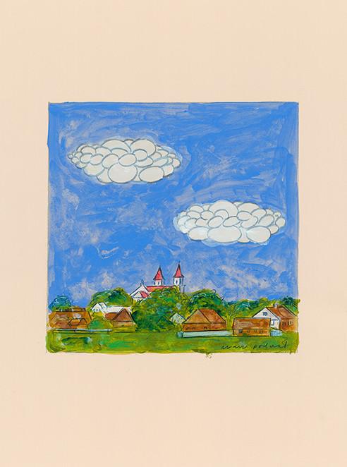 Sabbath Clouds