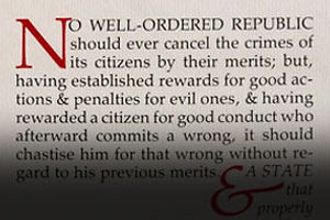 Weekend Heller: Machiavelli on a Well-Ordered Republic