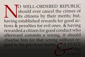 Weekend Heller: Machiavelli on a Well-Ordered Republic