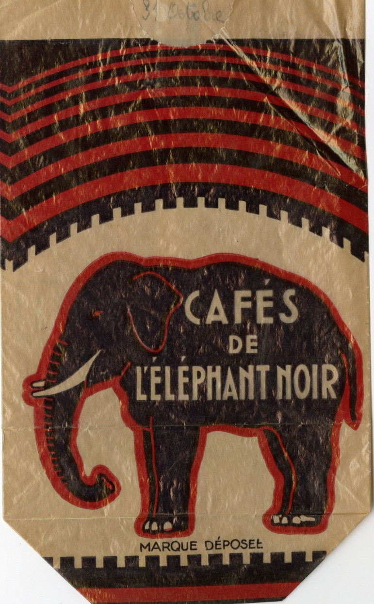 Cafes de lellephant moir