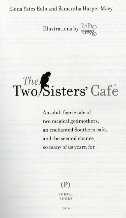 "Pablo-Ferro ""The two sister's cafe"""