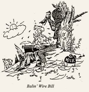 balin ' wire bill