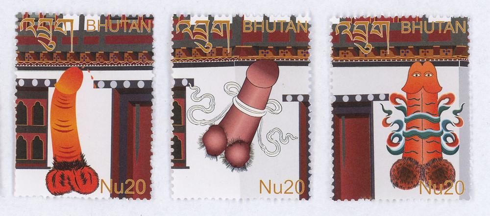 phallus-stamps