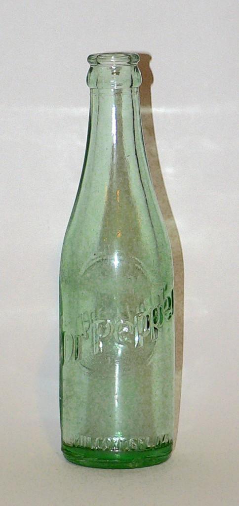 1940s Dr. Pepper bottle