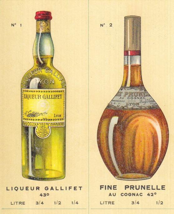 bottle design prunelle