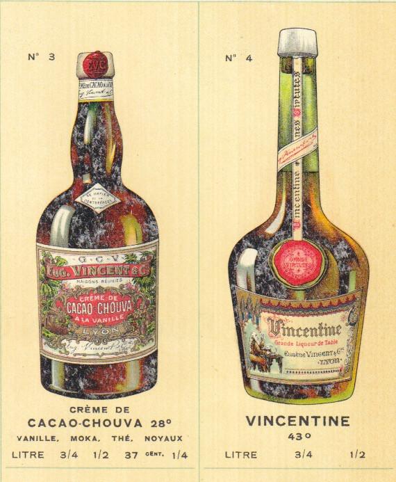 bottle design vincentine