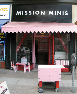 Mission Minis Bakery