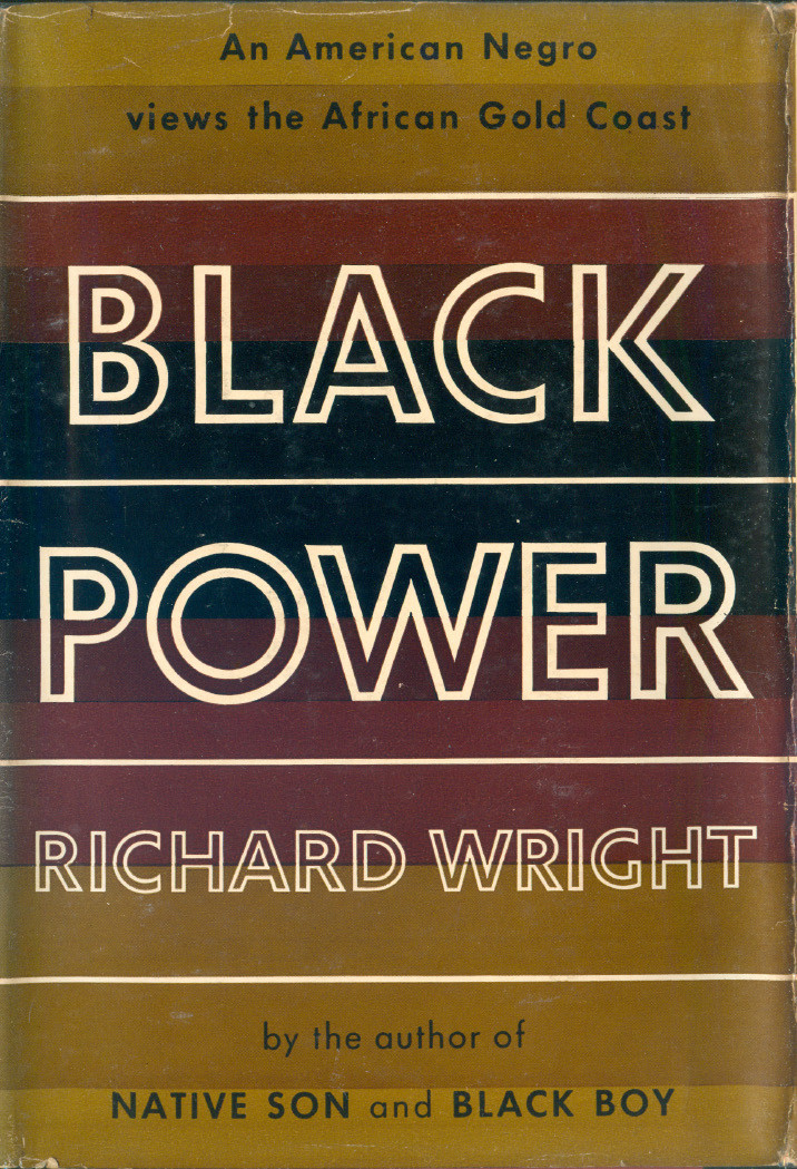 Richard Wright Black Power Cover