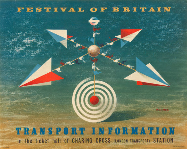 Good design- Abram Games- Festival of Britain.
