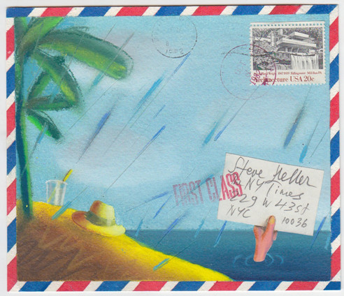 illustrated letters 5
