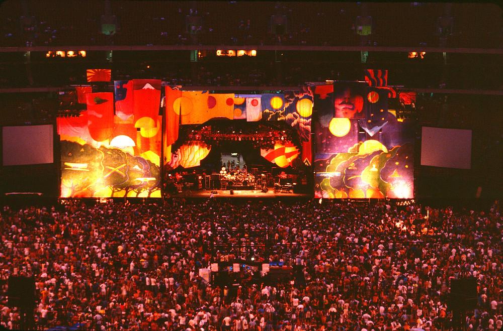 Grateful Dead stage