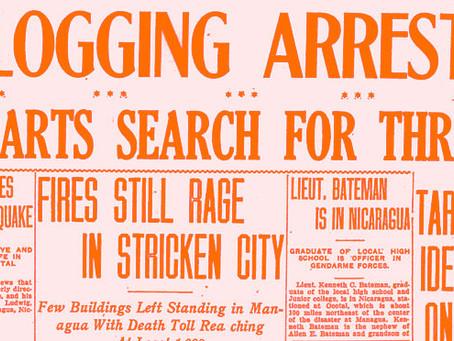 Google News Archive = Typographic Inspiration