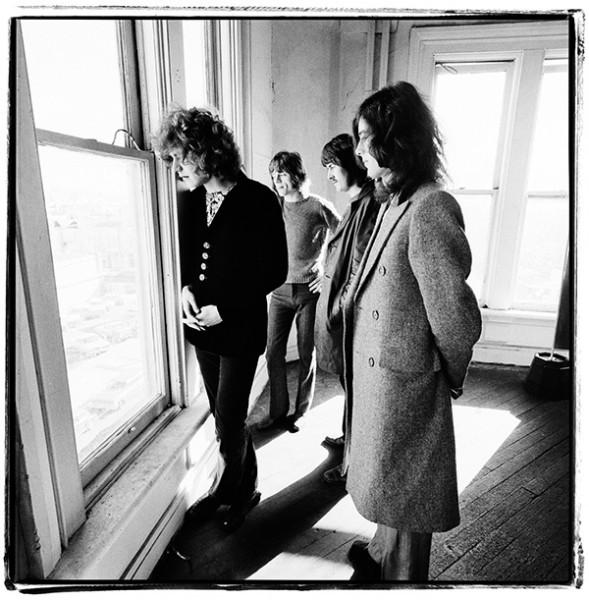 10 - Herb Greene - Led Zeppelin