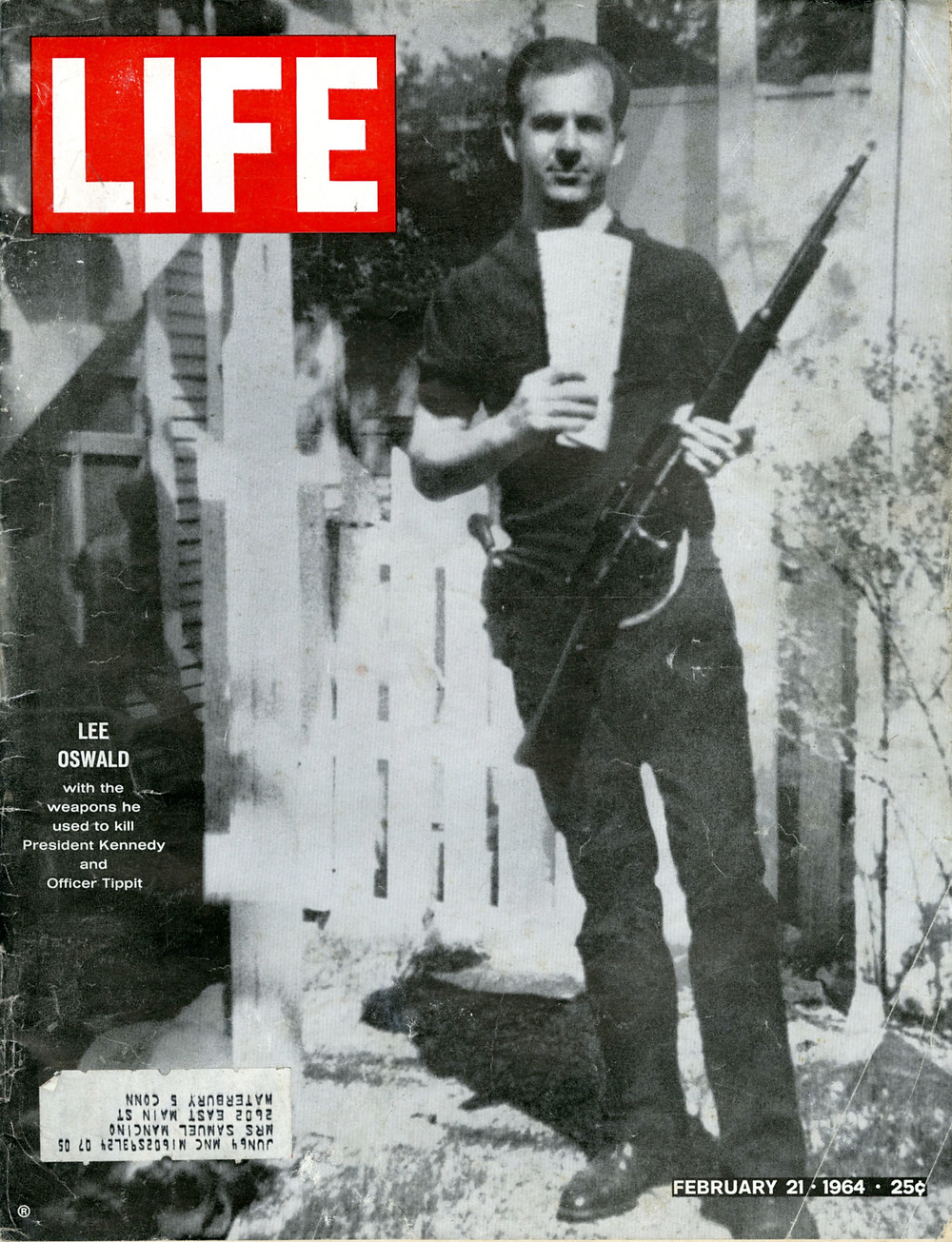 Life magazine- LIFE was more than a magazine, it was the record of its time.
