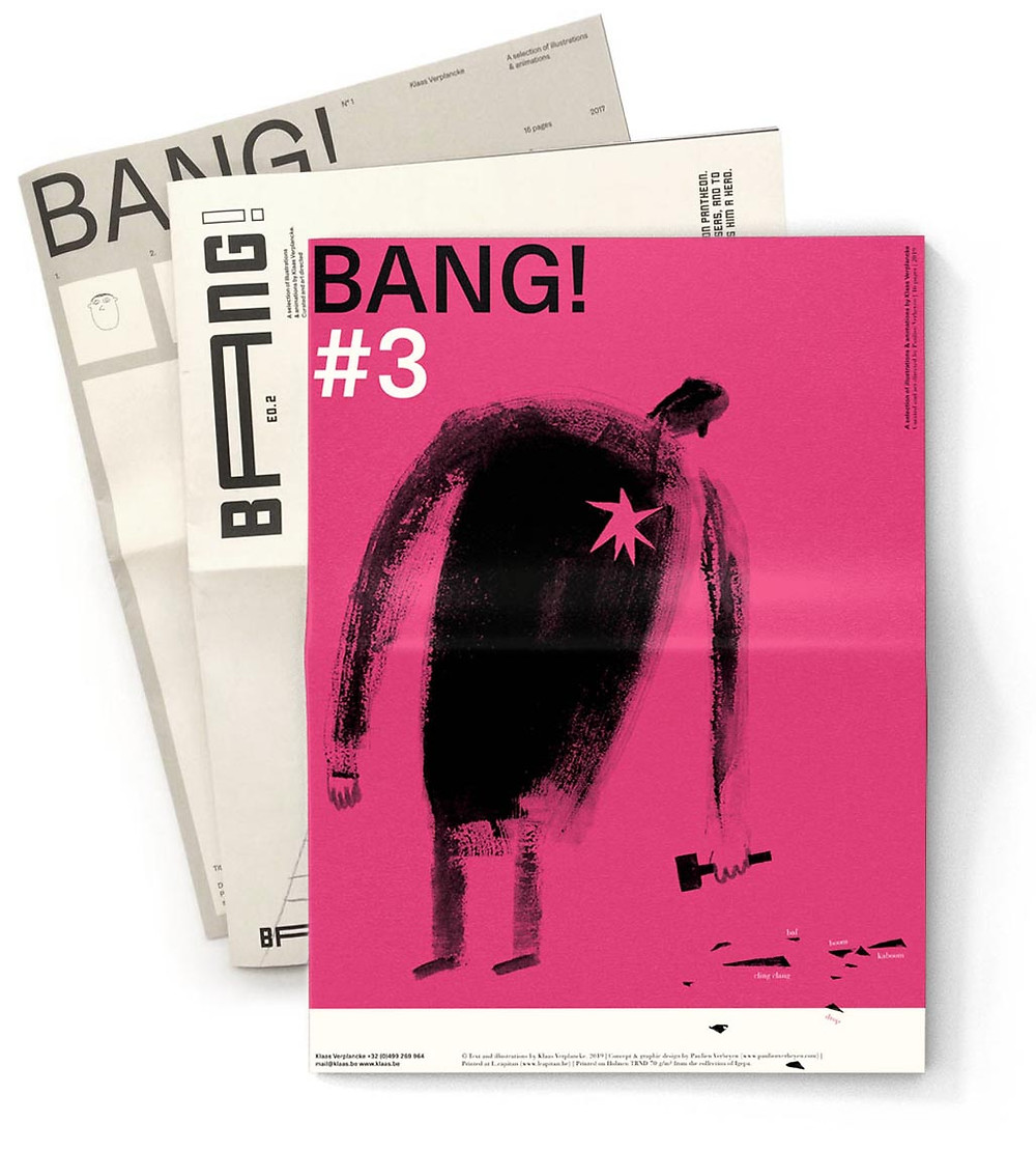 BANG! covers
