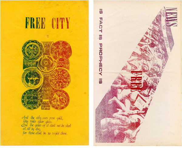Free City posters