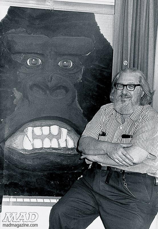 MAD-Magazine-Bill-Gaines-King-Kong-Window