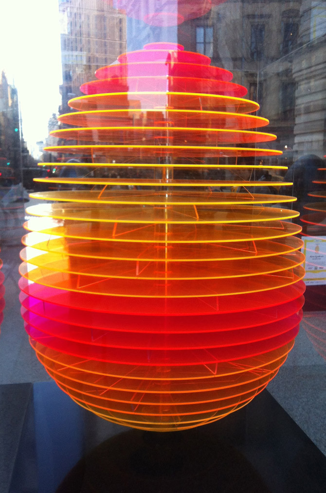 Egg #162 by Stamberg, Aferiat/Tsang + Vilanova