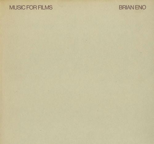 Brian Eno Album Cover