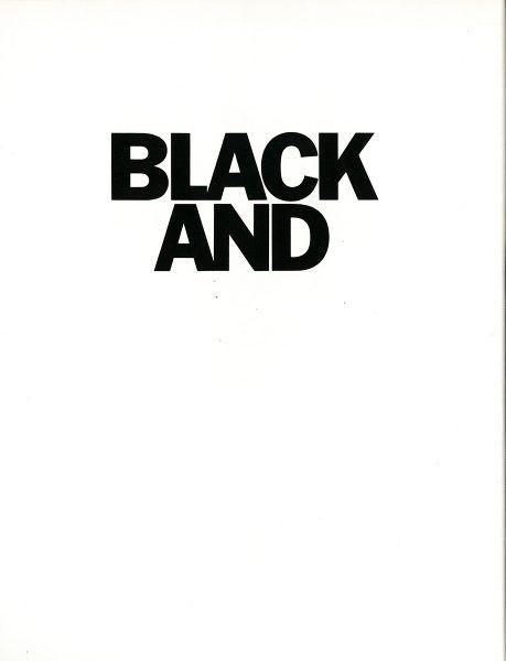 black and white Mo Lebowitz