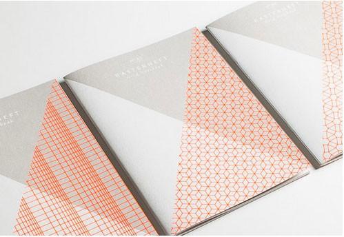 pattern design notebook