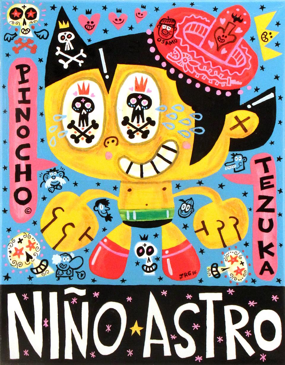 Jorge R. Gutierrez: Tezuka Por Siempre
