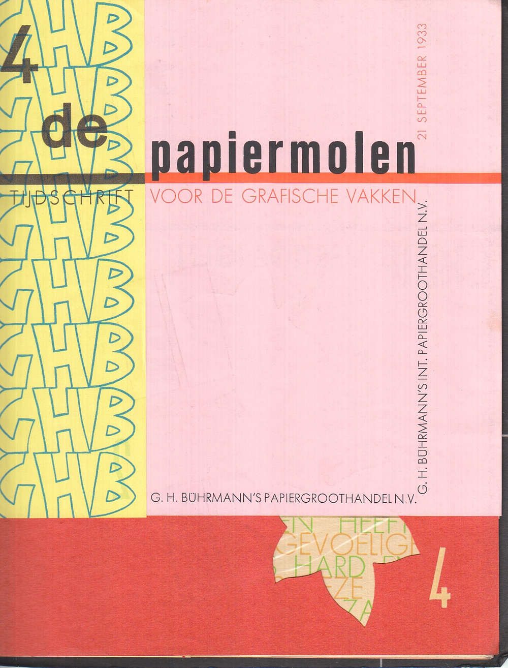 bravura of Papiermolen-September 1933