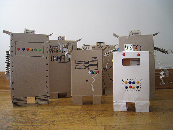 Grace Cheong guide to how to build your own recyclobot