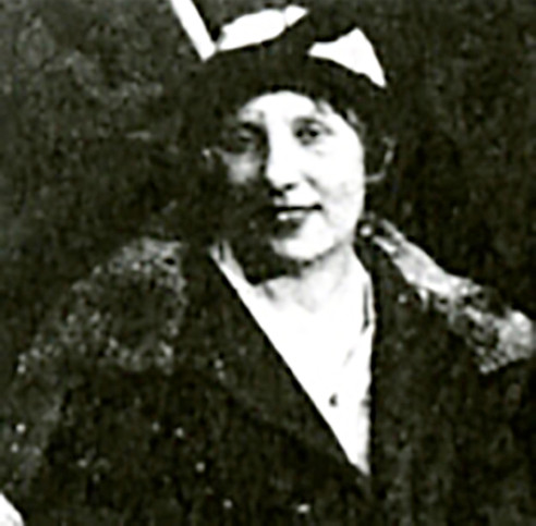 Vera Pestel (age 28).