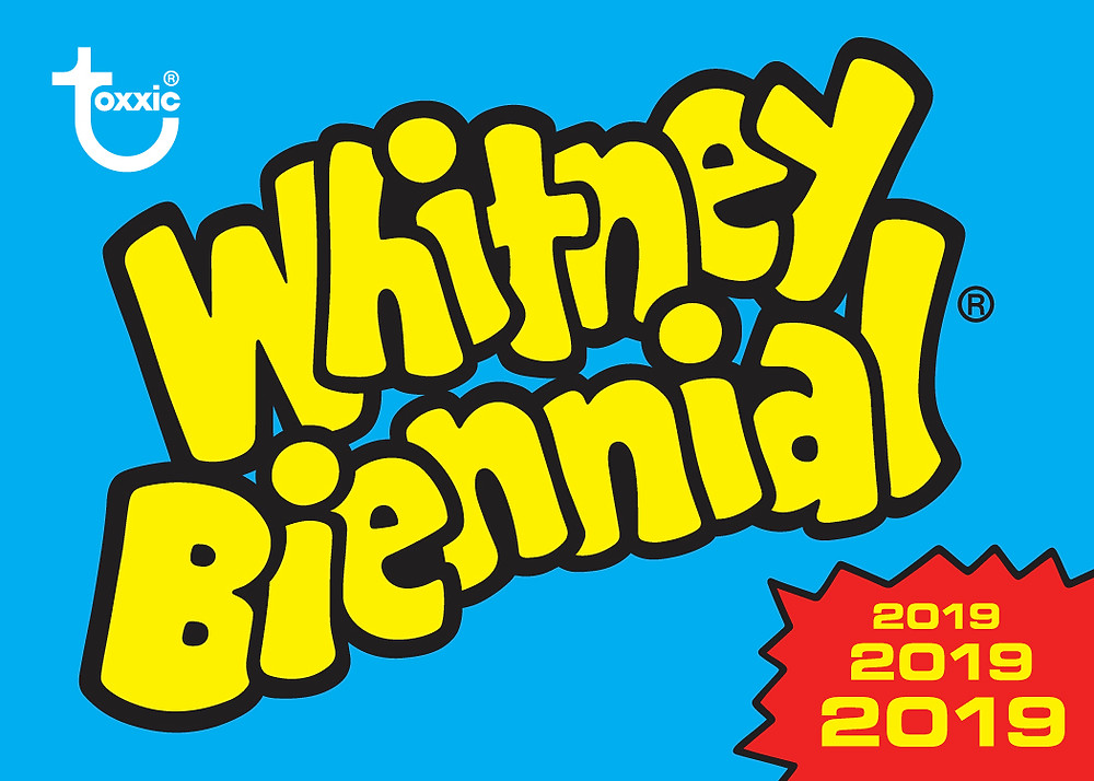 The Whitney Biennial is being protested this year.