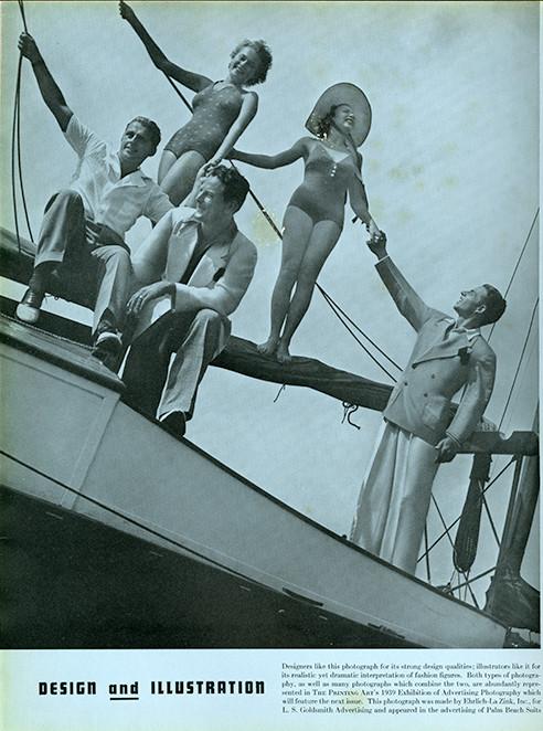 1932- magazine design versus illustration