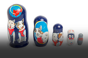 Space Dogs: Meet the Cosmic Canines of Soviet Design