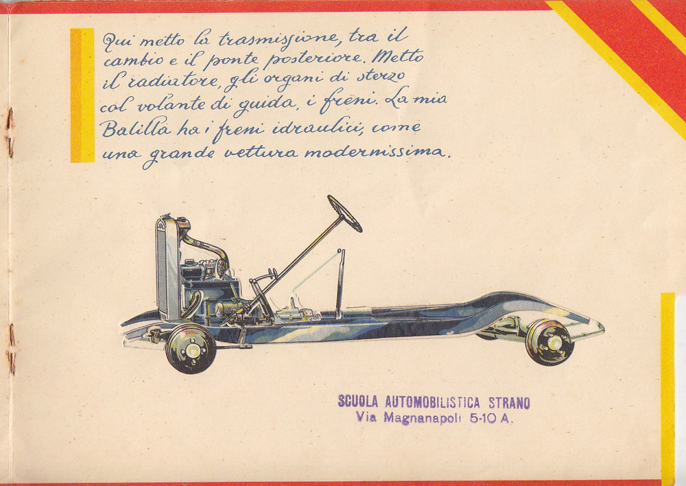 Italian auto mechanic