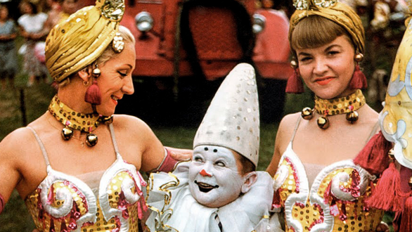 Vintage Circus Photography