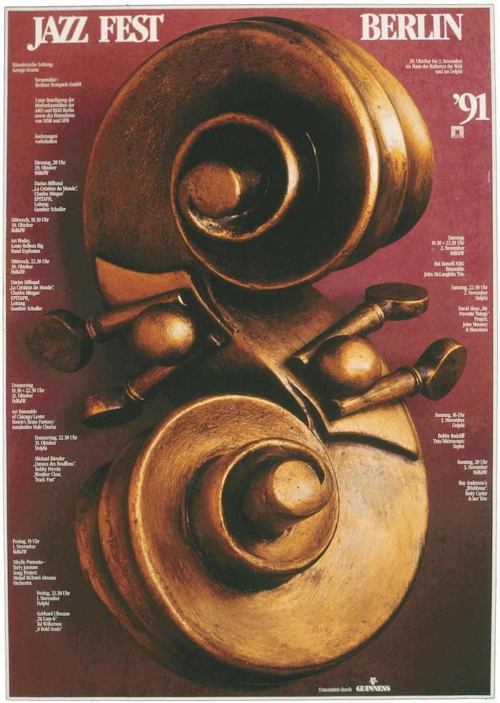 Jazz Fest Berlin 91