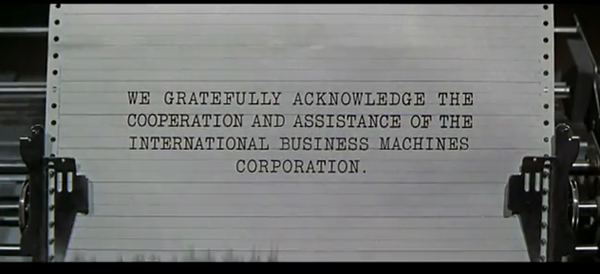 We geatrfully acknowledge the cooperatopn and assostance of the international business machines corporation
