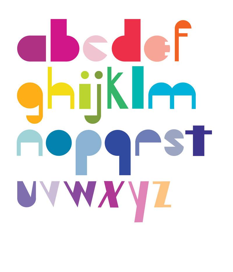 best font design: Regional Design Award–winning Blumenhaus
