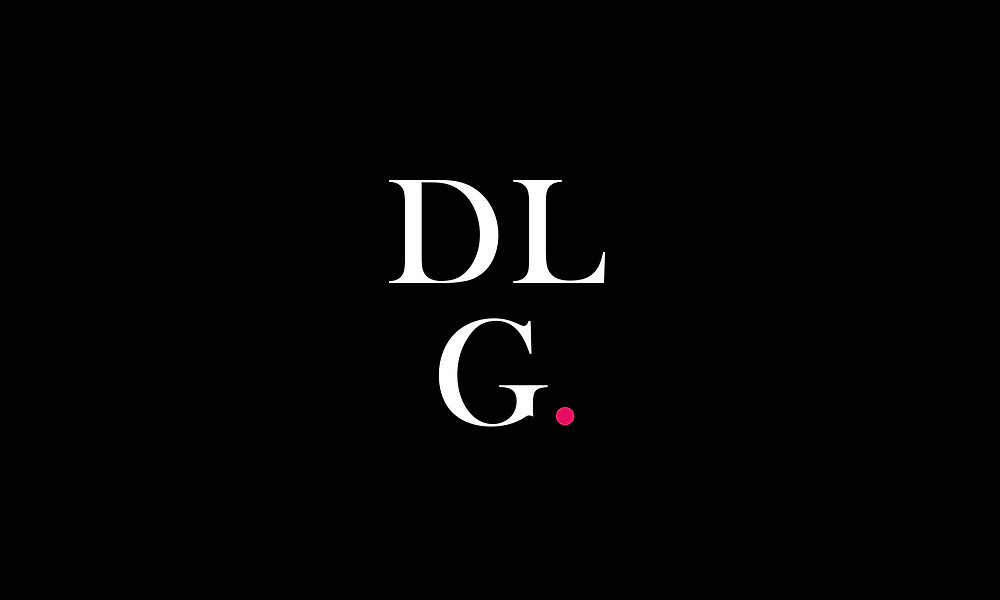 dlg monogram by david airey