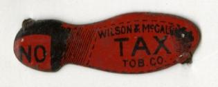 Tobacco Tag