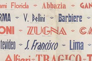The Daily Heller: Ciao, Tipografia Italiana