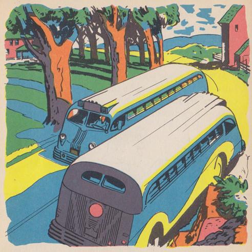 Bus driver 12