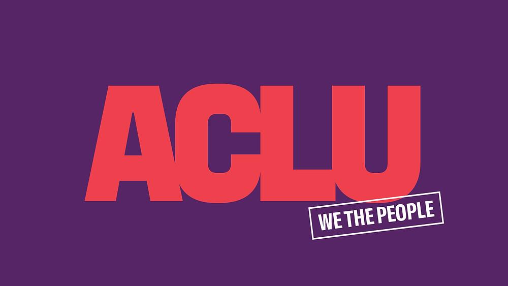 ACLU institution new logo