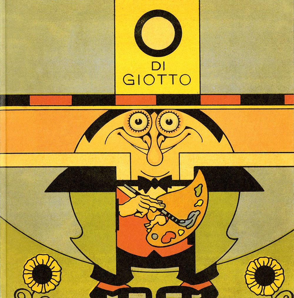Antonio Rubino illustrated children's books with a Futurist sentiment.