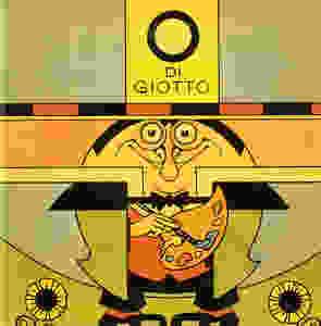 Antonio Rubino illustrated children's books with a Futurist sentiment.