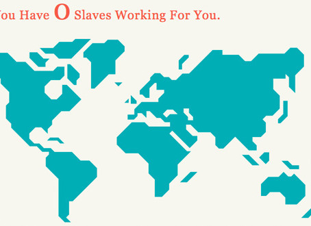 Your Personal Slavery Footprint