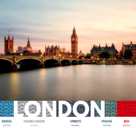 London color themes